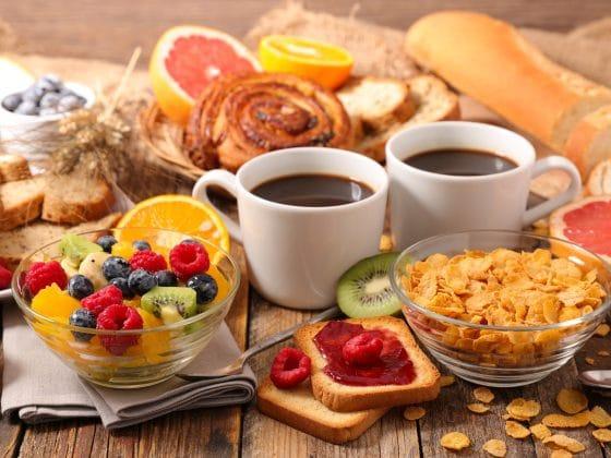 petit-déjeuner Orsoni lebootcamp