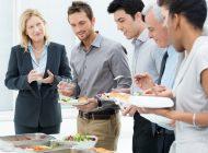 10 astuces pour des déjeuners d'affaire sains (et bons pour votre silhouette)
