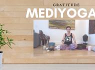 MediYoga #1 – Gratitude et étirements en vidéo