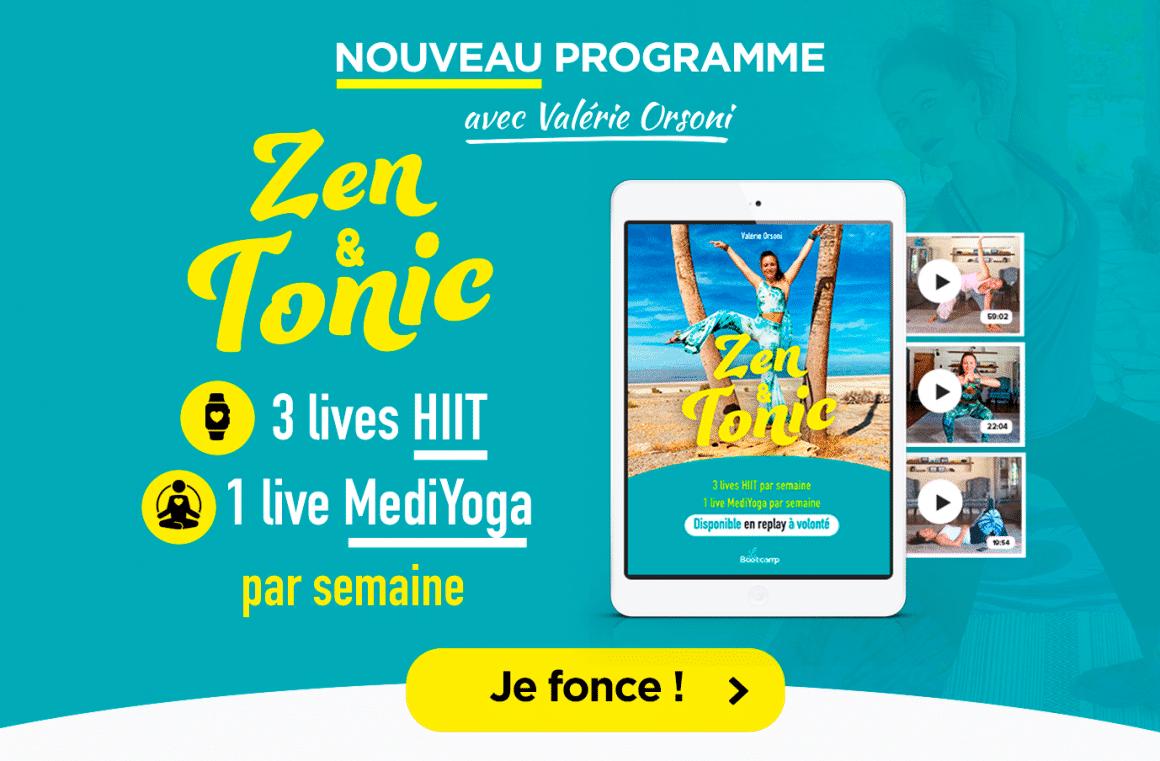 zen tonic
